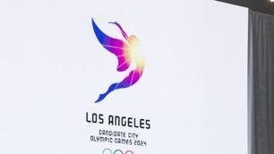 Olimpiadi 2024, Los Angeles presenta il proprio logo