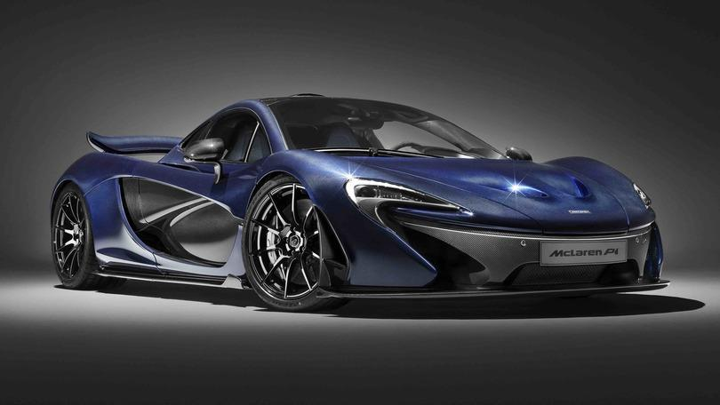 McLaren a Ginevra: trionfo di carbonio