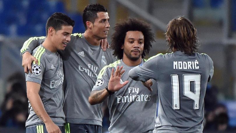 Champions League, Roma-Real Madrid 0-2: Ronaldo-Jesé, ma i giallorossi protestano