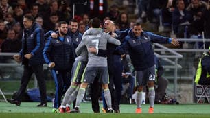 Champions League, Roma-Real Madrid 0-2: Ronaldo e Jesé, giallorossi ko a testa alta