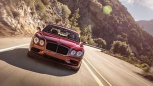 BentleyFlying Spur V8 S, Salone di Ginevra 2016