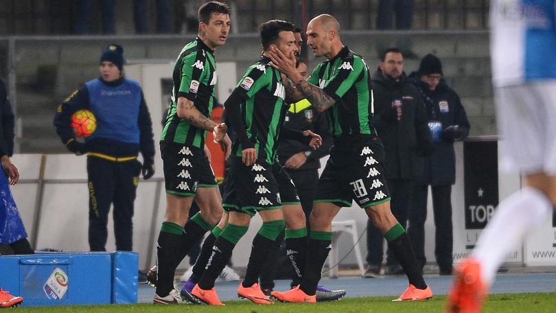 Serie A Sassuolo, dubbio tra Trotta e Falcinelli