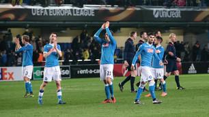 Europa League, Villarreal-Napoli 1-0: Denis Suarez punisce gli azzurri