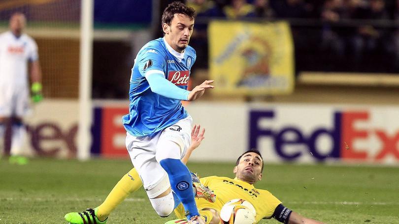 Europa League, Villarreal-Napoli 1-0: Suarez gela gli azzurri