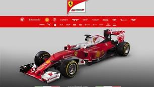 F1 2016, la nuova Ferrari SF16-H