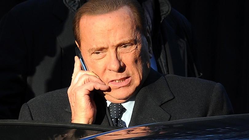 Serie A, Berlusconi: «Sogno un Milan fatto di giovani italiani»