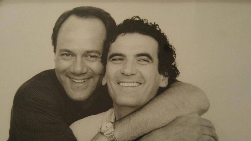 Verdone: «Quel caffè con Troisi e... Maradona!»