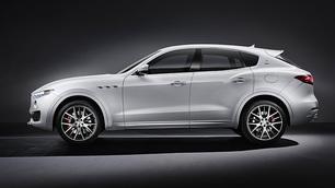 Maserati Levante, si svela il SUV del Tridente