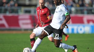 Serie B, Livorno-Cesena 1-1: Kone risponde a Ceccherini