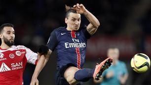 Ligue 1, Psg-Reims 4-1: Ibrahimovic e Cavani senza freni