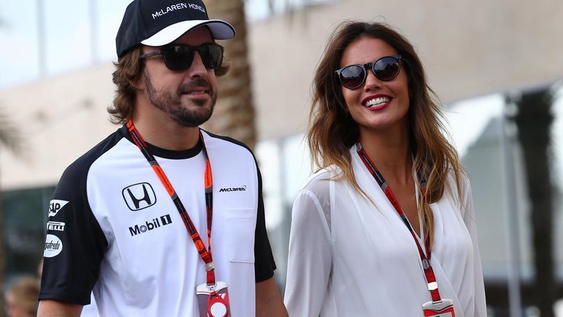 Alonso e Lara Alvarez presto sposi