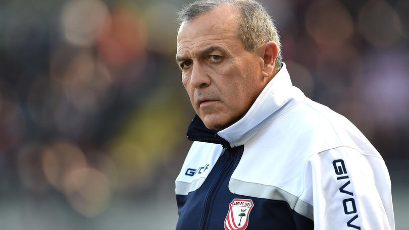 Serie A, Castori: «Che grinta: il Carpi è ancora vivo»