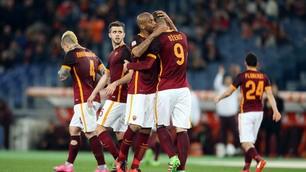 Serie A, Roma-Palermo 5-0: che manita ai rosanero!