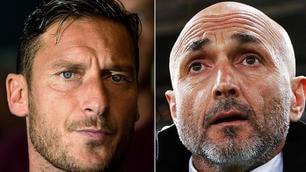 """Il caso Totti-Spalletti fa il giro del mondo: """"Incendio nella Roma"""""""
