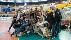 Il Club Italia scuote la classifica e supera 3-0 la capolista Vibo