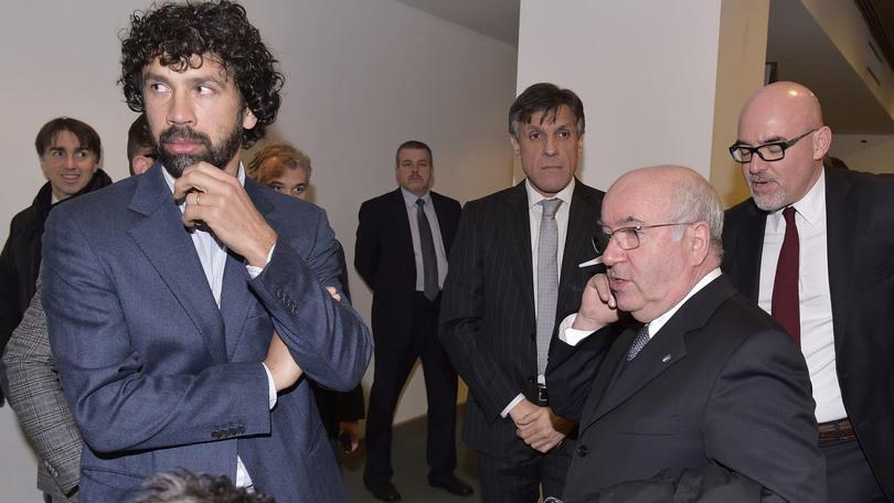 Tommasi: «Totti? A Roma gestire non è facile»