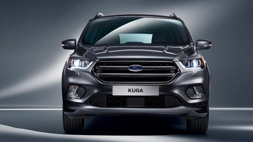 Nuova Ford Kuga, arriva nel 2017 con Sync 3