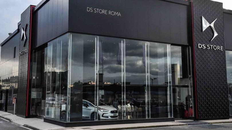 DS Store: apertura a Roma