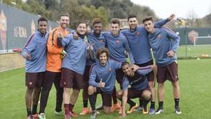 Roma, Totti rientra in gruppo: la quiete dopo la tempesta