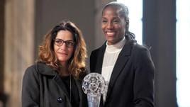 Hall of Fame, Panico: «L'Italia ha capito che le donne sanno giocare al calcio»