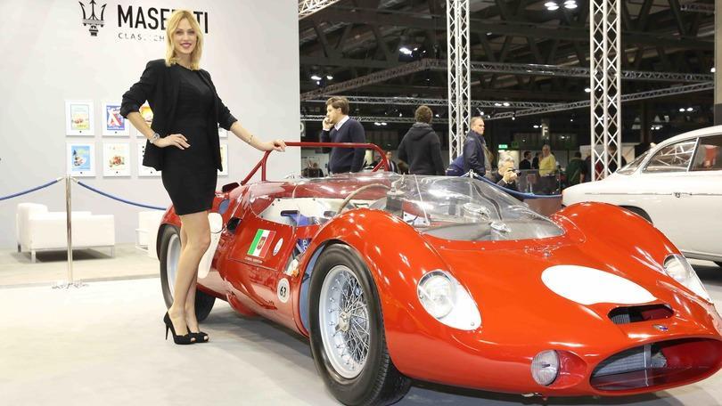 Milano AutoClassica: il bello dell'epoca