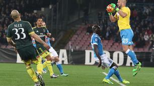 Napoli-Milan 1-1: solo un pareggio, Insigne non basta