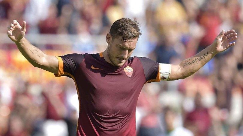 Scommettiamo che Totti si ritira? I bookmakers ci credono