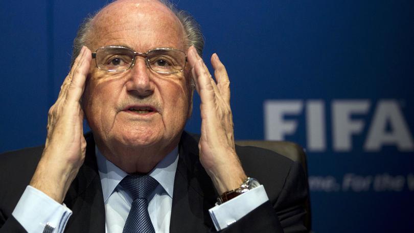 Fifa, Blatter si confessa: in uscita il libro sulla sua vita