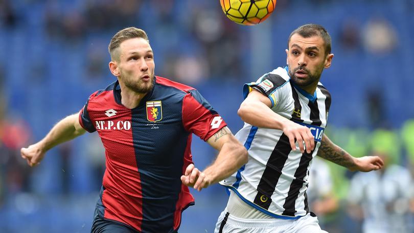 Serie A Genoa, Matavz sfida Birsa: «Siamo cresciuti insieme»