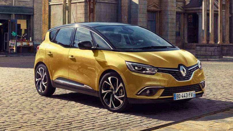 Nuova Renault Scenic, meno monovolume più crossover