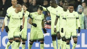 Champions League, Dinamo Kiev-Manchester City: il film della partita