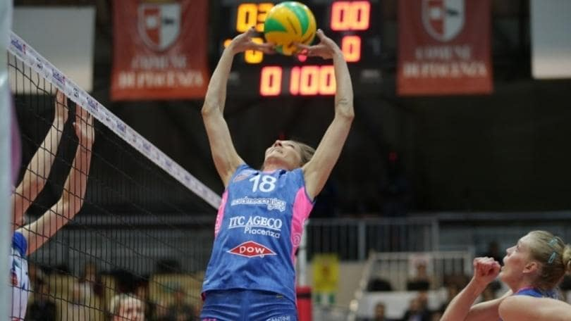 Volley: Champions Femminile, Piacenza raggiunge i Play Off 6
