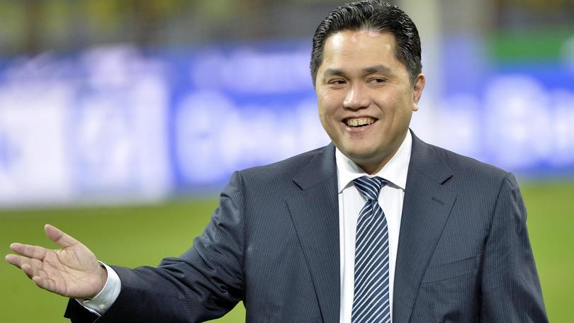 Inter, l'Uefa avverte Thohir: risana il bilancio o fuori dalle coppe