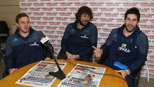 Rugby, Sei Nazioni: l'Italia al Corriere dello Sport-Stadio