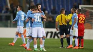 Europa League, Lazio-Galatasaray 3- 1: festa biancoceleste con Parolo, Felipe e Klose