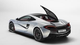 McLaren 570GT, Salone di Ginevra 2016