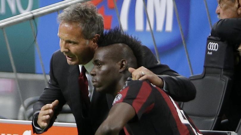 Serie A Milan, Mihajlovic: «Balotelli? Deve dimostrare maturità tutti i giorni»