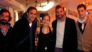 Vidal, ecco il locale della festa a Torino