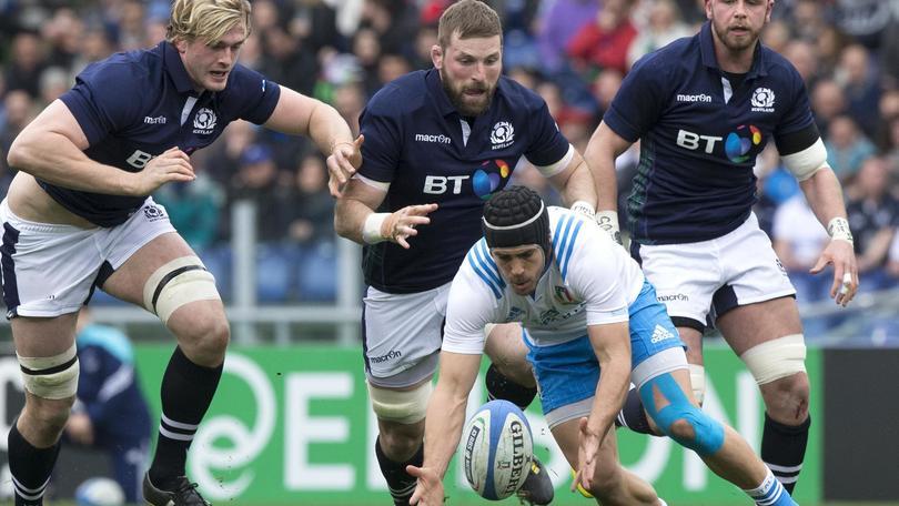 Rugby 6 Nazioni: Italia-Scozia 20-36, azzurri surclassati