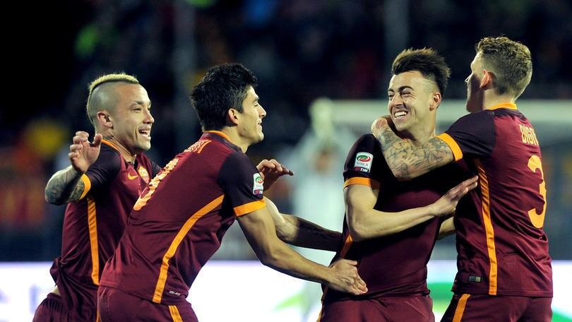 Serie A, Empoli-Roma 1-3: El Shaarawy e Pjanic firmano la sesta