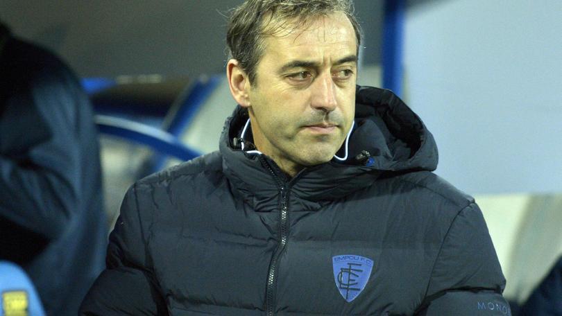 Serie A, Giampaolo: «Empoli, devi tornare a vincere»