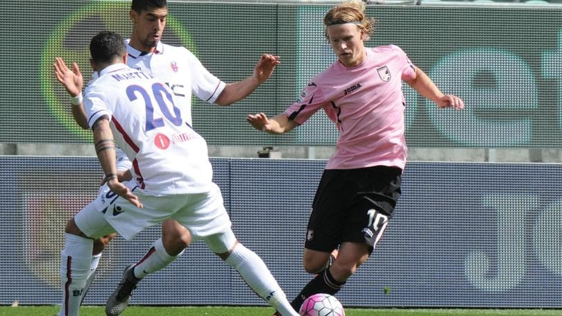 Serie A, diretta Palermo-Bologna 0-0