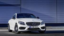 "Mercedes AMG C 43 Coupé, il ""giusto mezzo"" da 367 cv"