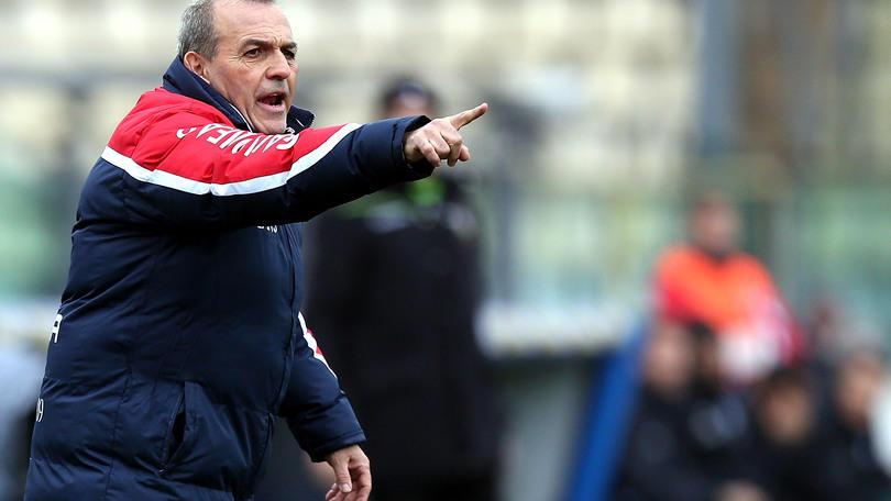 Serie A, Castori: «Il Carpi bravo a reagire»