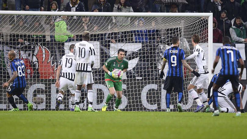 Serie A, diretta Juventus-Inter 2-0: Bonucci e Morata gol