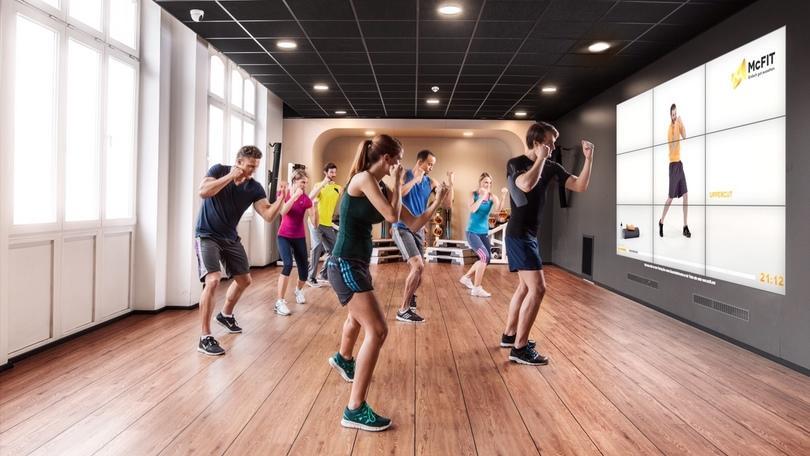 McFIT, a Roma il nuovo volto del fitness