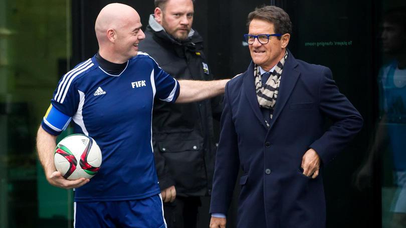 Conte, addio alla Nazionale: per i bookie arriva Capello