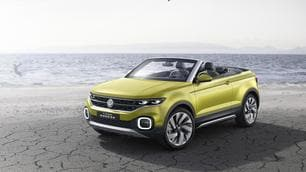 Volkswagen T-Cross Breeze, Salone di Ginevra 2016