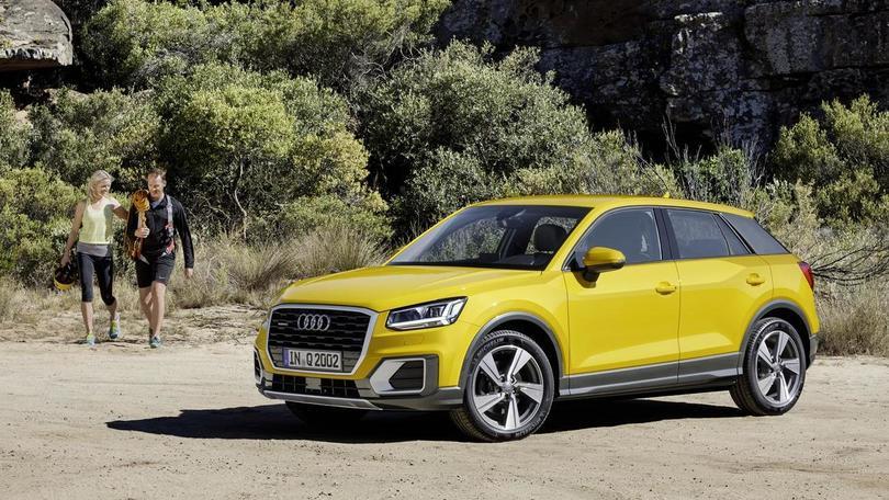 Audi Q2, il nuovo SUV compatto svelato a Ginevra