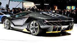 Lamborghini Centenario, Salone di Ginevra 2016